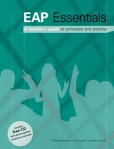 9781859644195: EAP Essentials A Teacher's Guide to Principles & Practice Book + CD