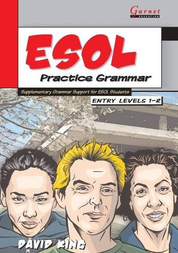 9781859644720: ESOL Practice Grammar - Entry Levels 1 and 2 - SupplimentaryGrammar Support for ESOL Students