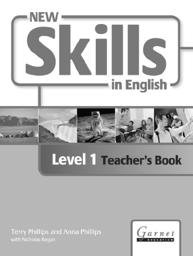 New Skills in English - Level 2 - Teacher's Book (Paperback): Terry Phillips