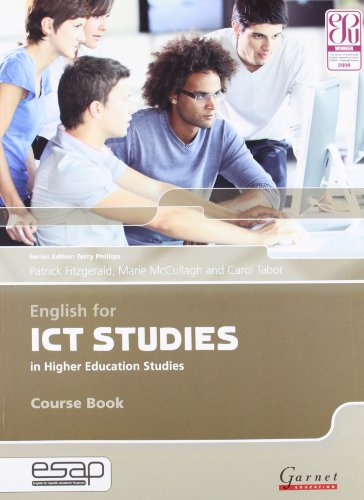 9781859645192: English For ICT Studies In Higher Education Studies. Course Book (+ Audio CD)
