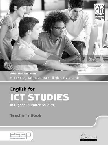 9781859645208: English for Information & Communication Technologies Teacher's Book