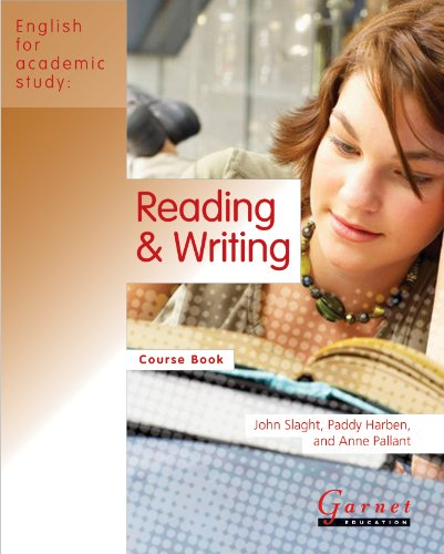 9781859645550: Reading and Writing (English for Academic Study)