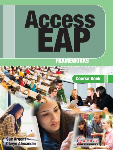 9781859645581: Access EAP Frameworks Course Book with Audio Cds (B2 to C1 - IELTS 5.5 to 6.5)