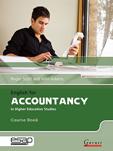 9781859645598: English for Accountancy in Higher Education Studies (English for Specific Academic Purposes)