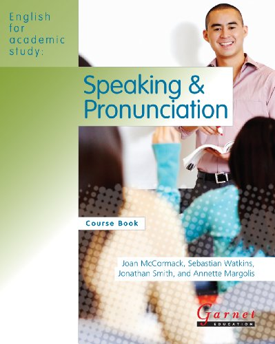 9781859645697: English for Academic Study: Speaking & Pronunciation American Edition Course Book with Audio CDs - Edition 1