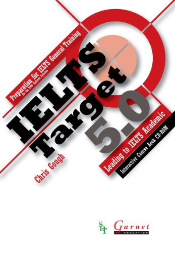 9781859645789: IELTS Target 5.0 Preparation for IELTS General Training - Leading to IELTS Academic
