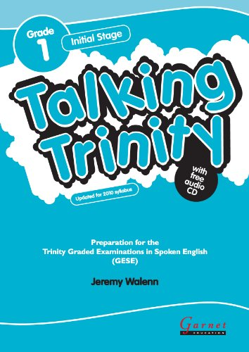 9781859646151: Initial Stage: Preparation for the Trinity Examinations: Grade 1 (Talking Trinity)