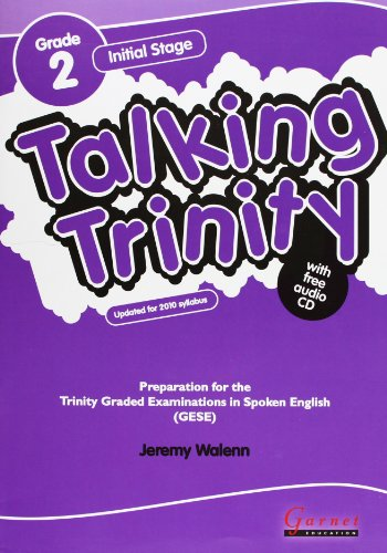 9781859646168: Initial Stage: Preparation for the Trinity Examinations (Talking Trinity)