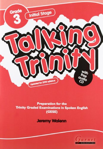 9781859646175: Initial Stage: Preparation for the Trinity Examinations: Grade 3 (Talking Trinity)