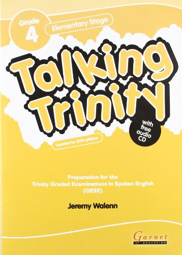 9781859646199: Talking Trinity. Elementary Stage. Grade 4