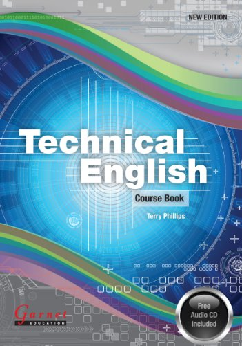 9781859646496: Technical English Course Book with Audio CD