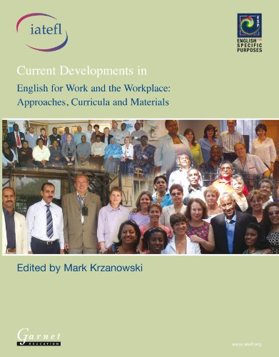 9781859646533: Current Developments in English for Work and the Workplace: Approaches, Curricula and Materials