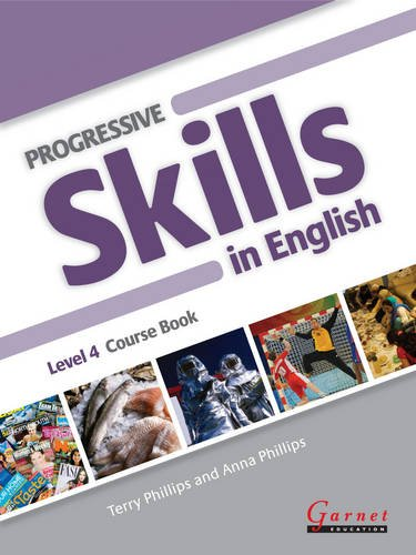 9781859646854: Progressive Skills in English - Course Book - Level 4 with Audio DVD & DVD