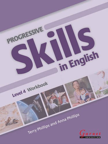 9781859646861: Progressive Skills in English - Course Book - Level 4 with Audio DVD & DVD
