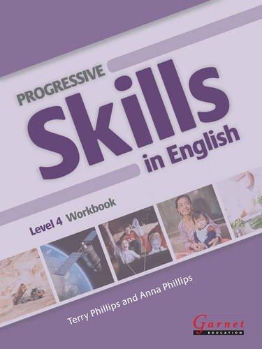 9781859646861: Progressive Skills in English - Course Book - Level 4 with Audio DVD & DVD