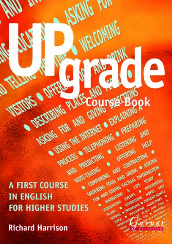 Upgrade: Course Book (1859647057) by Harrison, Richard