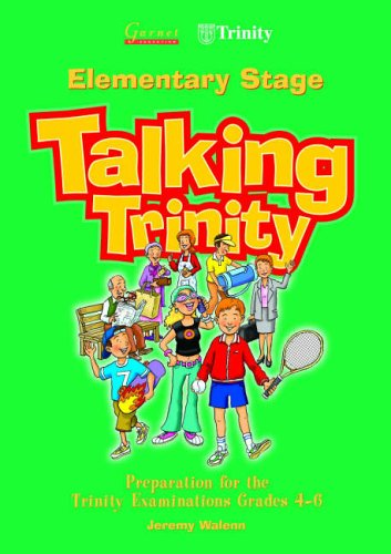9781859647394: Preparation for the Trinity Examinations: Elementary Stage, Grades 4-6: Student's Book (Talking Trinity)