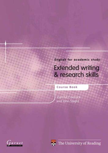 9781859647462: English for Academic Study