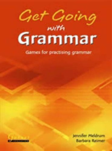 9781859647486: Get Going with Grammar - Games for Practising Grammar (Garnet ELT Photocopiable Games Series)