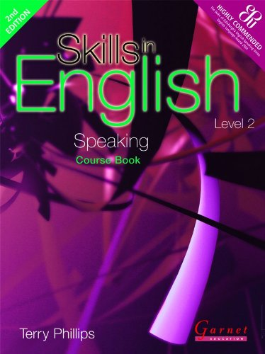 9781859647813: Skills in English - Speaking Level 2 - Student Book