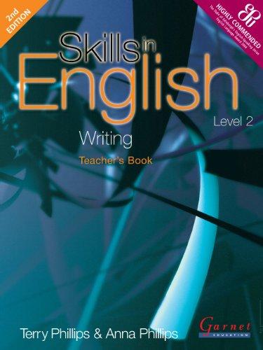 9781859647875: Writing: Teacher's Book Level 2 (Skills in English)
