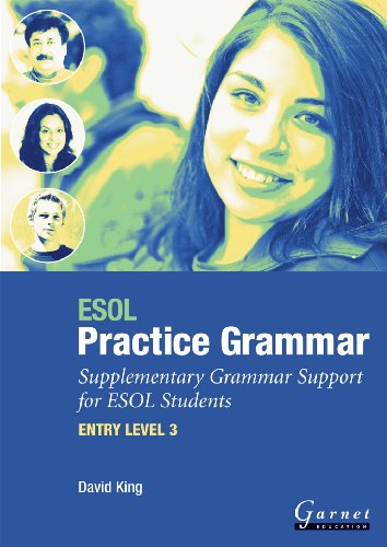 9781859648971: ESOL Practice Grammar - Entry Level 3 - Supplimentary Grammer Support for ESOL Students