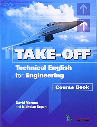 9781859649749: Take Off - Technical English for Engineering Course Book + CDs