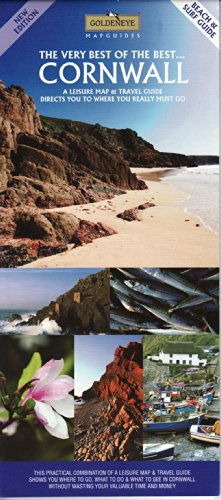 9781859652152: Cornwall: The Very Best of the Best (Map-guides)