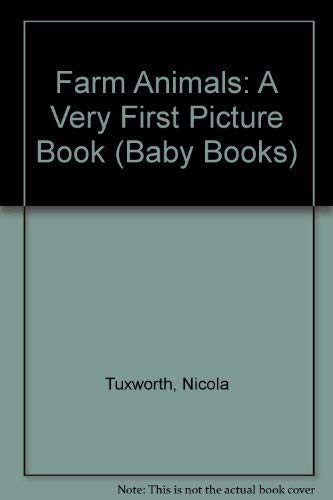 9781859671146: Farm Animals: A Very First Picture Book (Baby Books)