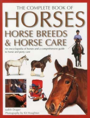 9781859672099: The Ultimate Encyclopedia of Horse Breeds