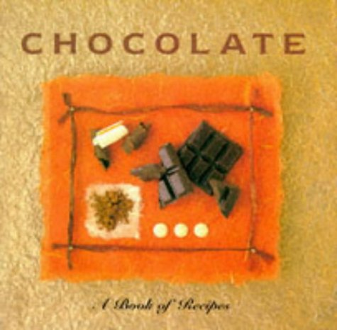 Chocolate: A Book of Recipes (Little Recipe Book)
