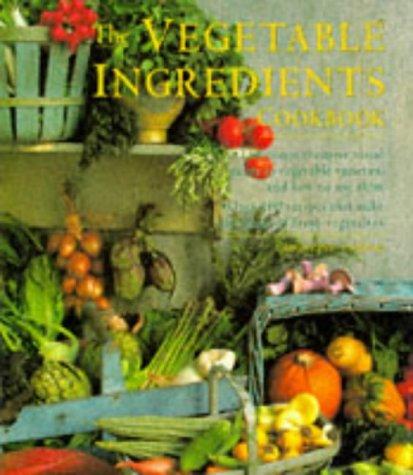 9781859672648: Vegetable Ingredients Cookbook