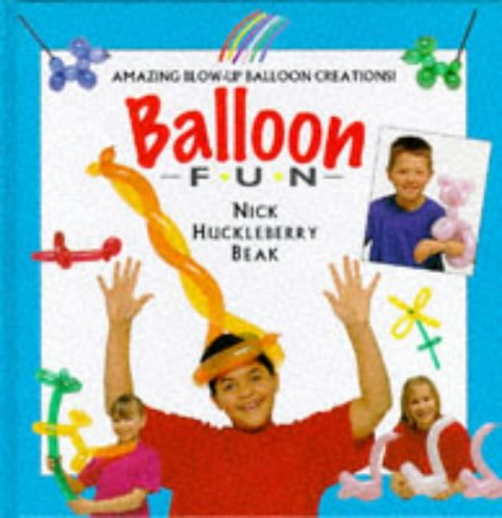 Balloon Fun: Amazing Blow-up Balloon Creations!