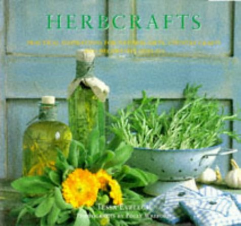 9781859673430: Herbcrafts: Practical Inspirations for Natural Gifts, Country Crafts and Decorative Displays