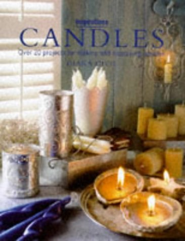 9781859674482: Candles: Over 20 Projects for Making and Displaying Candles (Inspirations Series)
