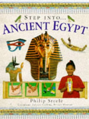 9781859675250: Ancient Egypt (Step Into)