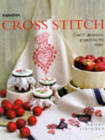9781859675342: Cross Stitch: Over 20 Decorative Projects for the Home (Inspirations Series)
