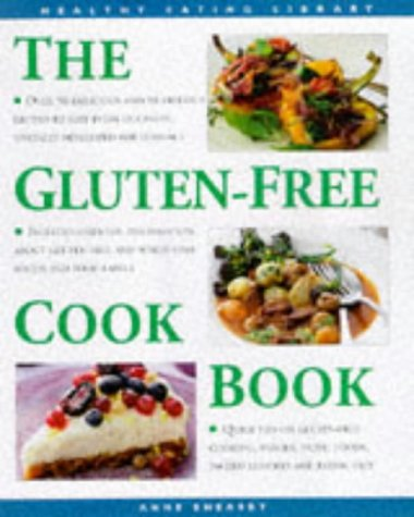 9781859675854: The Gluten-free Cookbook (Healthy Eating Library)