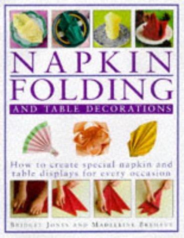 9781859676042: Napkin Folding
