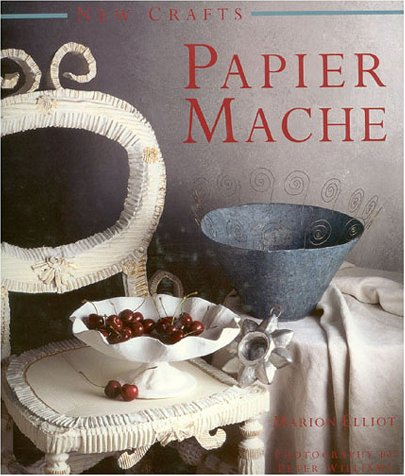 9781859676196: Papier-mache (New Crafts)