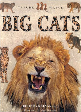 9781859676387: Big Cats (Nature Watch)