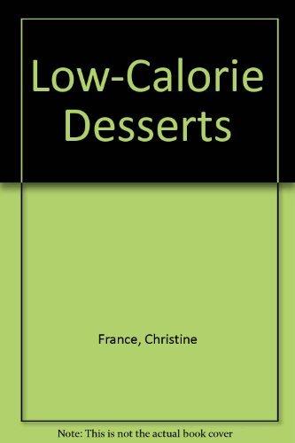 9781859676974: Low-Calorie Desserts