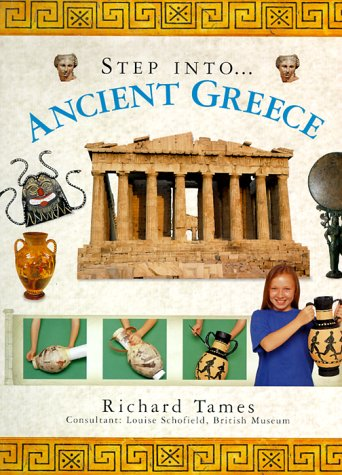 9781859679166: Ancient Greece (Step Into)