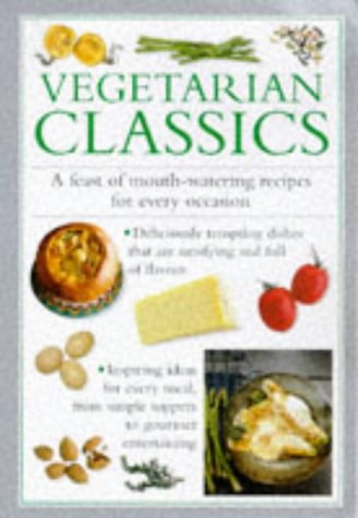 9781859679975: Vegetarian Classics: A Feast of Mouth-Watering Recipes for Every Occasion (Cook's Essentials)