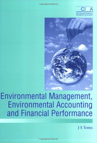 9781859713488: Environmental Management, Environmental Accounting and Financial Performance (CIMA Research)