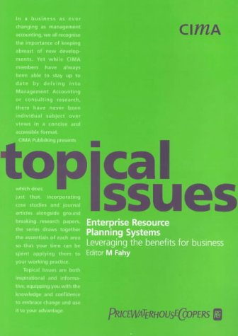 9781859714638: Enterprise Resource Planning Systems: Leveraging the Benefits for Business (Topical issues)