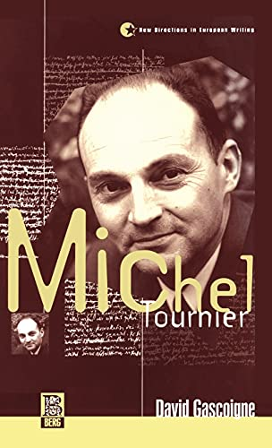 9781859730249: Michel Tournier (New Directions in European Writing)