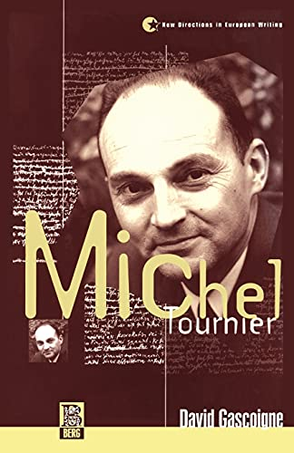9781859730843: Michel Tournier (New Directions in European Writing)