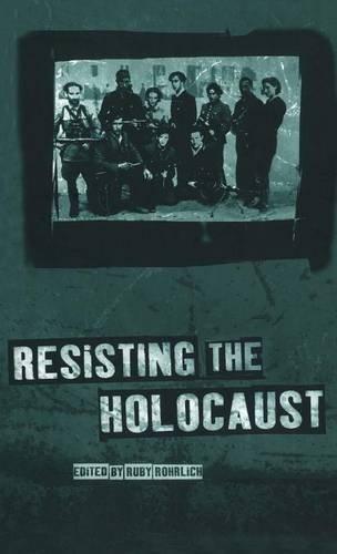 Resisting the Holocaust: Ruby Rohrlich