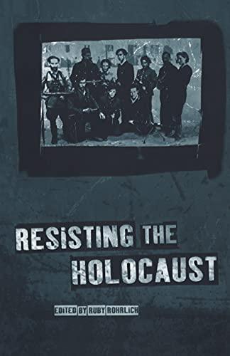9781859732168: Resisting the Holocaust